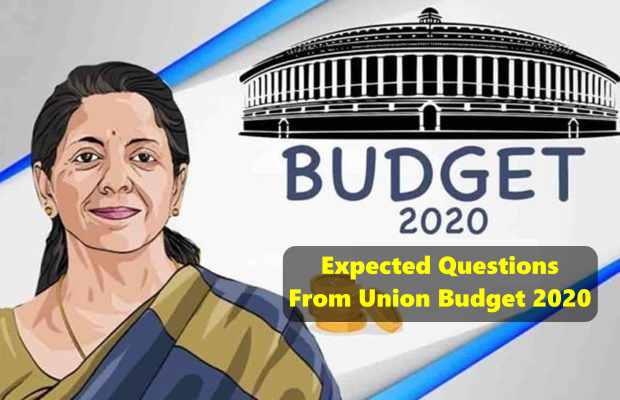 Budget 2020: Current Affairs Question in Hindi