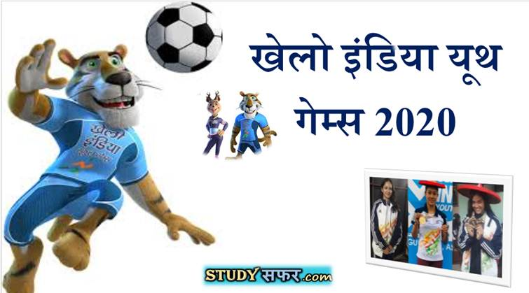 Khelo India Game 2020 Important Questions in Hindi