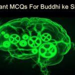 Buddhi ke Siddhant