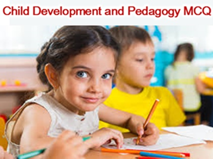 Child Development MCQs