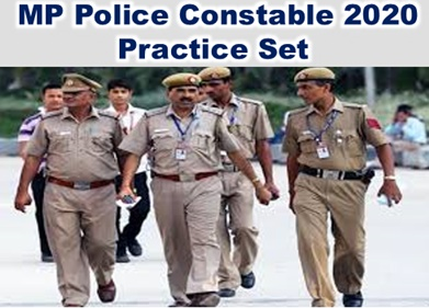 MP Police Constable 2020 Most Expected MCQs