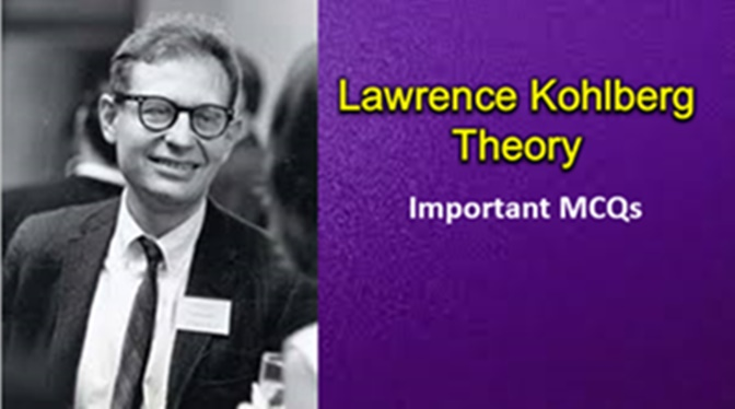 LLawrence Kohlberg Theory