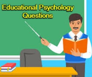 Educational Psychology Questions for REET Level 1