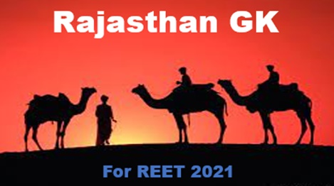 Rajasthan GK Important Question