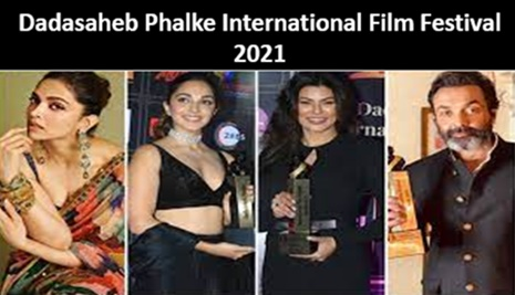Dadasaheb Phalke Awards Winner list 2021