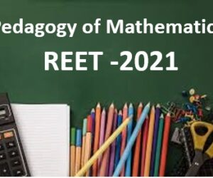 Maths Pedagogy Previous Year Questions for REET 2021