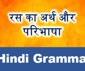 Ras Hindi Grammar Class 10 pdf Download