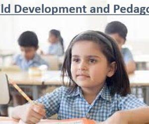 UPTET 2021 Child Development Pedagogy MCQs