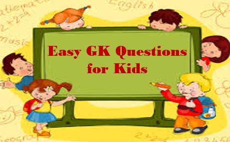 Simple GK Questions