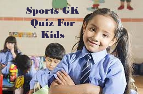 Sports GK Quiz