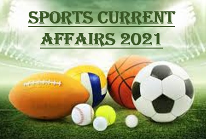 Sports Current Affairs 2021 pdf Download in Hindi