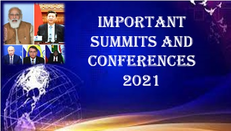 Summits and Conferences 2021